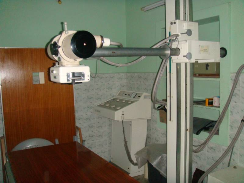 XRay Department - Kani Hospital
